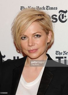 Michelle Williams attends TimesTalk Presents An Evening With 'Cabaret' at The Times Center on February 24, 2014 in New York City.