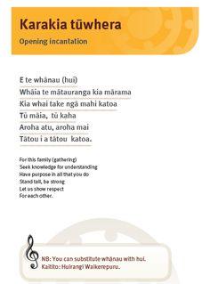 Te Roopū whanau minutes 12 March - 2015 Whanau arrived between and Rosie started with karakia - then we had a kai Whanau members p. Teaching Activities, Teaching Resources, Maori Songs, Maori Symbols, Maori Patterns, Counseling Quotes, Indigenous Education, Maori Designs, Maori Art