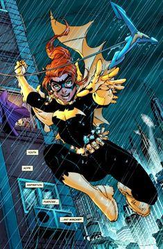 Batgirl by Jim Lee
