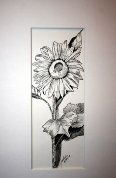 Pen and Ink by Jacqueline Zuckerman