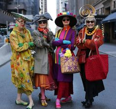 Easter Parade 2015 New York, Advanced Style