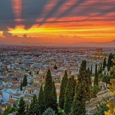 Buenos dias de Granada España.  | http://ift.tt/2b7Z089 shares #travel #destination for #rich #vacation and #holiday. #Get #hotels #Deals at http://ift.tt/2b7Z089