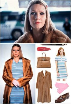 MY MARGOT TENENBAUM HALLOWEEN COSTUME...