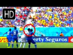 """http://pinterest.com/pin/7248049375333663/ Luis Suarez Bites Chiellini in World Cup (Uruguay vs Italy) HD 720p- """"The Oil Rig says: (OH MY GOD. I'VE SEEN IT ALL NOW, E.T. THIS SOCCER PLAYER JUST BIT ANOTHER SOCCER PLAYER. IT ISN'T THE FIRST TIME HE DID IT. WHY DON'T THEY FEED THESE PLAYERS BEFORE A GAME? MAN, DID HE GET IN TOUCH WITH HANNIBAL LECTER? HE'S GOT A NEW ASSISTANT IN THE MAKING. AND HE PLAYS SOCCER. HE SNEAKS UP ON SOCCER PLAYERS TO BITE THEM AND FALLS DOWN WITH A MOUTH ACHE. lmao…"""