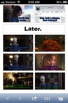 This is so true. In the movie, Jack doesn't betray the Guardians; he gets tricked by Pitch.