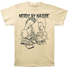Beavis & Butthead Nerds T-shirt