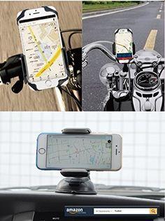 €1,69 (90% Off) on LootHoot.com - huiker® Universal Handy Fahrrad Motorrad…