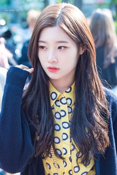 Post with 997 views. Kpop Girl Groups, Kpop Girls, Jung Chaeyeon, Choi Yoojung, Kim Sejeong, Bae, Cute Beauty, Girls World, Korean Actresses