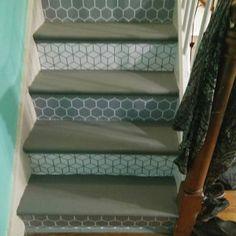 60 Best Stair Riser Vinyl Images In 2019 Stair Risers