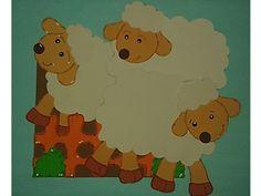 Historia gigante: a ovelha perdida