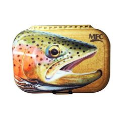 Montana Fly Co makes some pretty sweet fly boxes...
