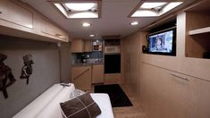 cargo trailer incognito interior, Bil Southworth from Hybrid Propulsion is off-grid power management.