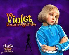 Charlie et la chocolaterie: Violet