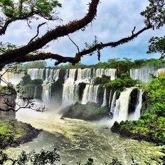 Cataratas del Iguazú en Puerto Iguazú, Misiones