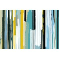 Maxwell Dickson Ocean Abstract Painting Print on Wrapped Canvas | AllModern
