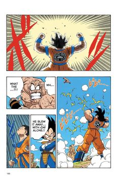 Read Dragon Ball Full Color - Saiyan Arc Chapter 31 Page 10 Online For Free