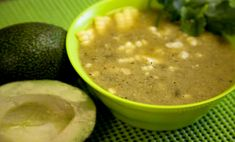 Corn and Poblano Soup FromGardenToSoupBowl Recipe