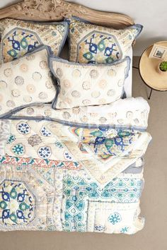 Ponsonby Quilt - anthropologie.com