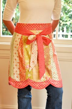 I do like this apron.