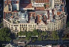 Casa Batlló - Antoni Gaudí - Azotea