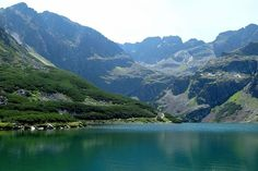 Tatry. Park Narodowy.