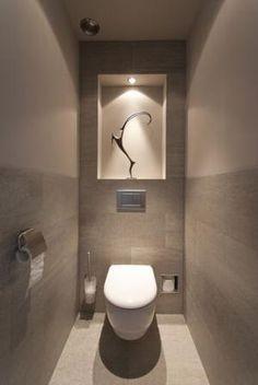 Bekijk de foto van MarjoleinS met als titel Mooi idee voor een sfeervol toilet en andere inspirerende plaatjes op Welke.nl.