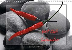 Hot Chili Calendar (Wall Calendar 2016 DIN A4 Landscape): Red chillies are always an eye-catcher, a wonderful food calendar (Monthly calendar, 14 pages) (Calvendo Food) von Tanja Riedel http://www.amazon.de/dp/1325058092/ref=cm_sw_r_pi_dp_9MIzvb19RZ070