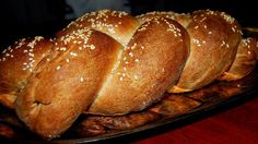 Holy Cow!: Whole-wheat Vegan Challah Bread: Eggless Bliss