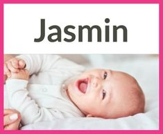 Die schönsten zeitlosen Vornamen Herkunft: PersischBedeutung: Jasmin, Sinnbild der Liebe