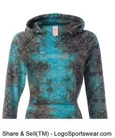 Bartlesville womens hoodie by Christy