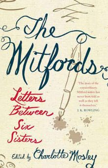 Mitford sister letters\