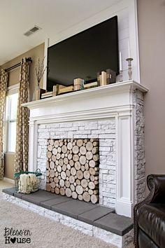 19 Best No Fire No Problem Mantle Ideas Images Fire Places Log
