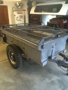 Jeep Camping Trailer, Off Road Trailer, Off Road Camper, Custom Trailers, Cargo Trailers, Camper Trailers, Campers, Expedition Trailer, Overland Trailer