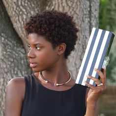 The Afro is one of the best short natural african american hairstyles. One of the most mainstream short hairstyles that are as yet being donned is the Afro Natural Hair Short Cuts, Short Natural Haircuts, Tapered Natural Hair, Short Hair Cuts, Natural Hair Styles, Twa Hairstyles, Natural Afro Hairstyles, American Hairstyles, 4c Hair
