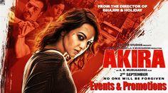 Akira Full Movie 2016 - Sonakshi Sinha, Anurag Kashyap - Events and Prom...