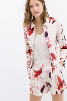 The Easiest Way To Look Sharp This Summer #refinery29  http://www.refinery29.com/blazers#slide5