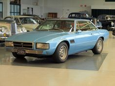 De Tomaso Cars | This add is no longer active in our system, so it may be outdated!