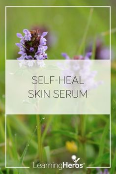 Self-Heal Skin Serum