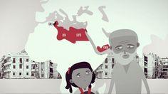 Animación: la compleja guerra de Siria explicada en tres minutos a través de los ojos de una niña