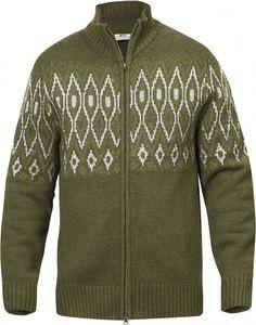 Sörmland Jacquard Sweater