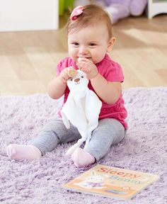 Baby's First Book & Plush Sets|LTD Commodities