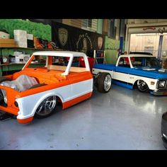 Just a touch of C10 heaven! Take your pick