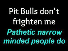My pitbulls will kiss you if you let them.