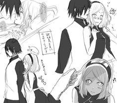 ♡Sasuke and Sakura♡ 10