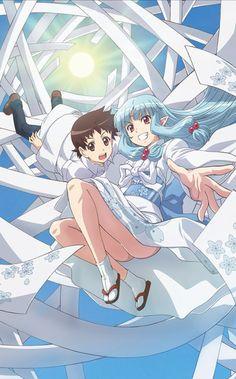 Tsugumomo TV Anime's Promo Video Reveals April 2 Premiere