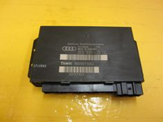 This unit need reprogramming please check the part number and match with. Thank you  Audi A4 B6 B7 Komfort Module ECU 8E0959433 8E0 959 433