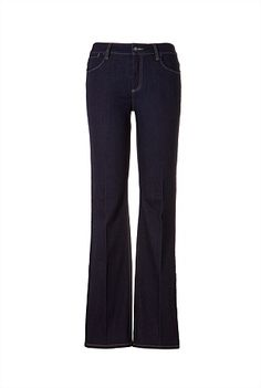 I love a pair of jeans that fit like a pair of trouser pants