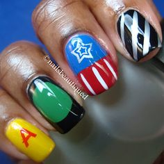 Avengers Nail Polish 1 Avengers Nail Polish for Nails That Shine Justice
