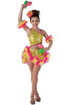 Tap and Jazz Detail | Dansco - Dance Costumes and Recital Wear