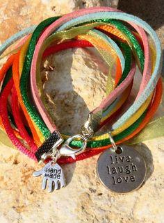 Bynookz Bracelet Ibiza Rainbow